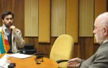 نشست و گفتگو با محمد نبی حبیبی دبیرکل موتلفه اسلامی
