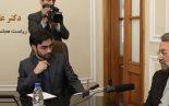 گفتگوی من // دکتر علی لاریجانی ، ریاست مجلس شورای اسلامی